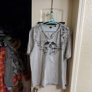 Funky skull top
